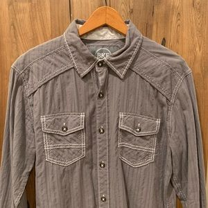 Men's button down from the Buckle